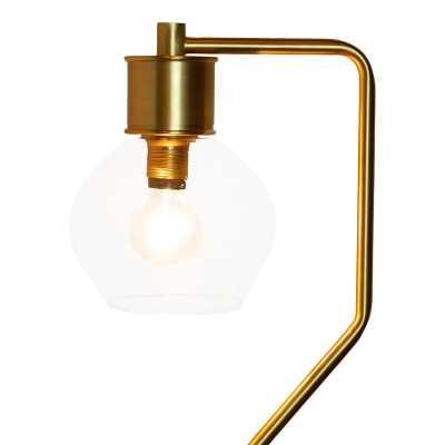 """Hadden Atom 19"""" Desk Lamp - Wayfair"""