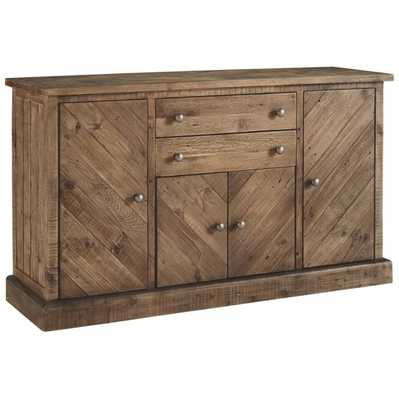 "Jessamine 61"" Wide 2 Drawer Sideboard - Wayfair"