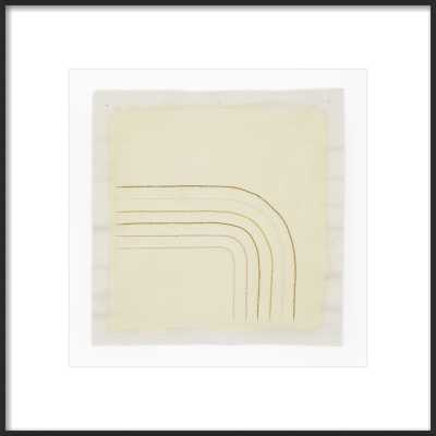 Butter with Caramel Rainbow by Emily Keating Snyder for Artfully Walls - Artfully Walls