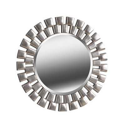 Glam Beveled Accent Mirror - Wayfair