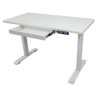 Electric Standing Desk - Snow White - Wayfair