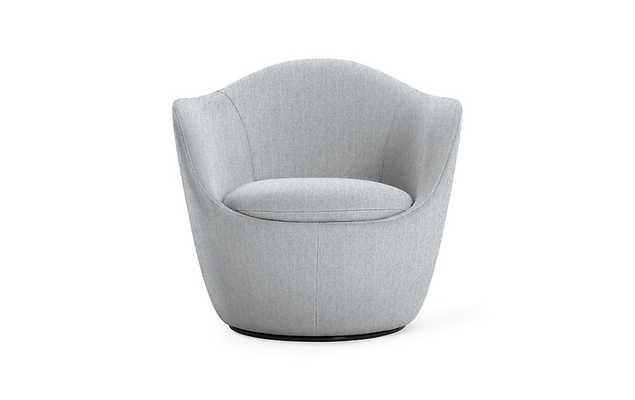 Lína Swivel Chair-Surf - Design Within Reach