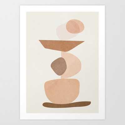 Balancing Elements II Framed Art Print - NO FRAME - Society6