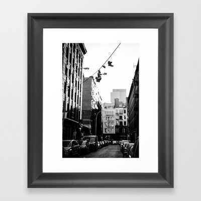 SoHo Framed Art Print - Society6
