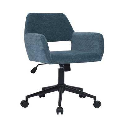 Mila Task Chair - Teal - Wayfair