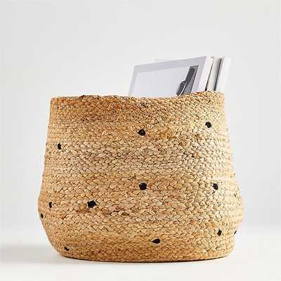 Meadow Basket - Crate and Barrel