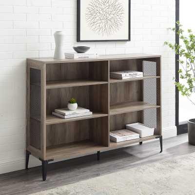 "Tillis 40"" H x 52"" W Standard Bookcase - Wayfair"
