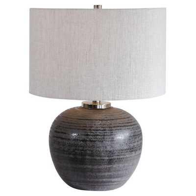 "Raven 22"" Table Lamp - Wayfair"