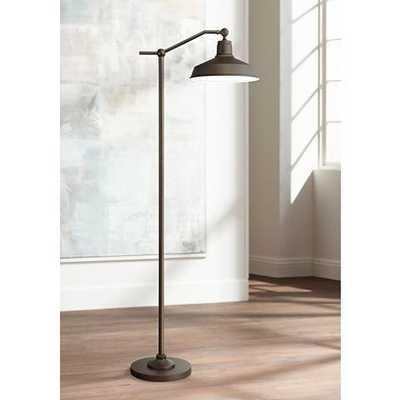 Kayne Downbridge Floor Lamp - Lamps Plus