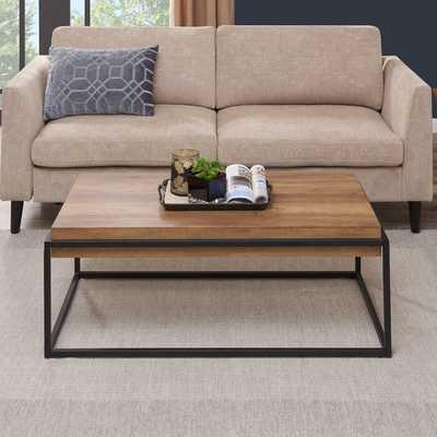 Roesler Frame Coffee Table - Wayfair