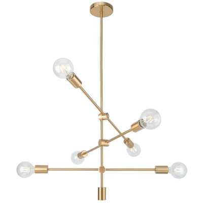 Dycus Mobile 6-Light Sputnik Chandelier - Wayfair