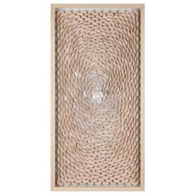 Carlise Dimensional Shadowbox Wall Decor - Mercer Collection