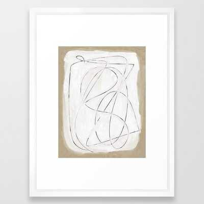 Format Framed Art Print - Society6