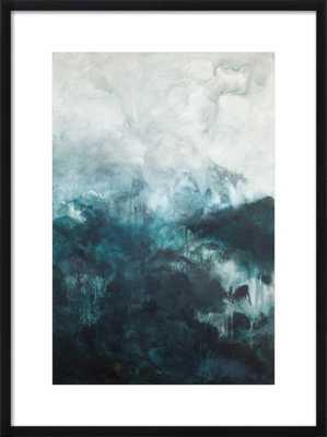 Untitled Blues  BY EMILY TINGEY - Artfully Walls
