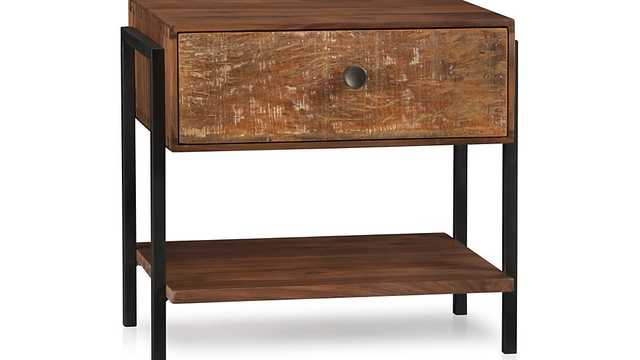 Atwood Nightstand - Crate and Barrel