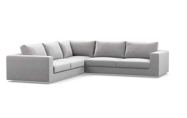 WALTERS Corner Sectional Sofa - Interior Define