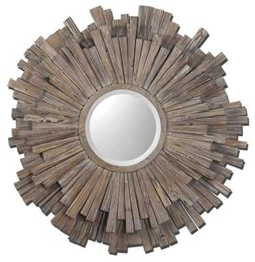 Vermundo Round Mirror - Hudsonhill Foundry