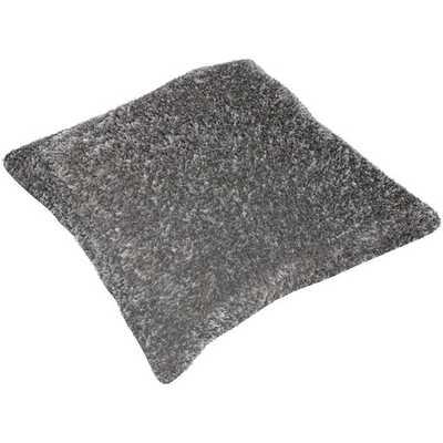 """Flokati 21"""" Floor Pillow with Polyester Insert - Neva Home"""