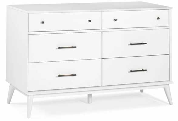 Lonna 6 Drawer Double Dresser - AllModern
