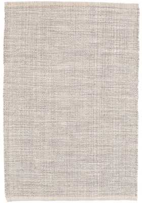 MARLED GREY WOVEN COTTON RUG - 9x12 - Dash and Albert