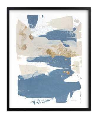 On the Rocks No. 1, 16 x 20 Black Frame - Minted