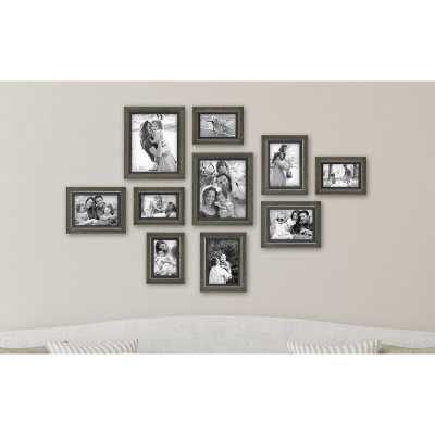 10 Piece Ince Picture Frame Set - Birch Lane