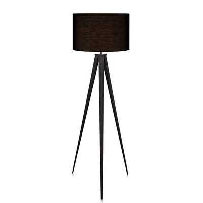 "Cardone 60"" LED Tripod Floor Lamp - Wayfair"