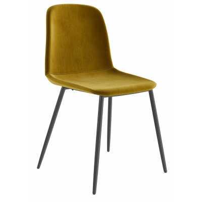 Shivansh Upholstered Dining Chair (Set of 2) - AllModern