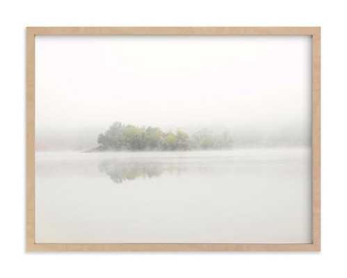 The Island art framed 24x18 - Minted