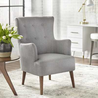 "Piersten 24.5"" Wingback Chair - Wayfair"