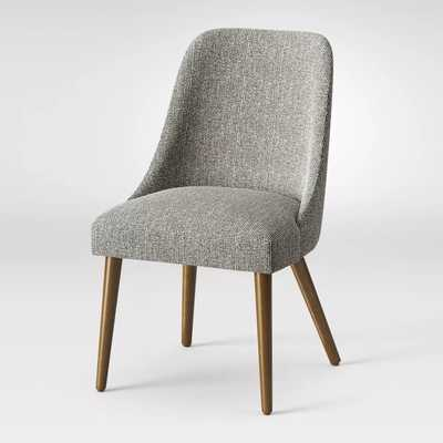 Geller Mid-Century Modern Dining Chair Distressed Gray - Project 62™ - Target