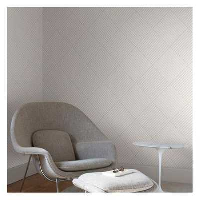 Twisted Tailor Sure Strip Wallpaper - York Wallcoverings
