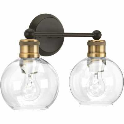 Mata 2-Light Dimmable Vanity Light - AllModern