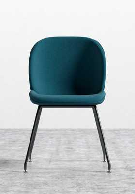 Zoey Side Chair in Twilight - Rove Concepts