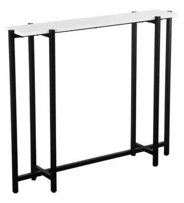 Jeske Contemporary Narrow Console Table - Wayfair