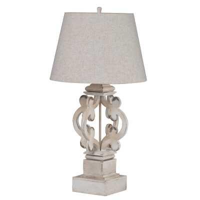 "Wamsley Bellamy 29.9"" Table Lamp - Wayfair"