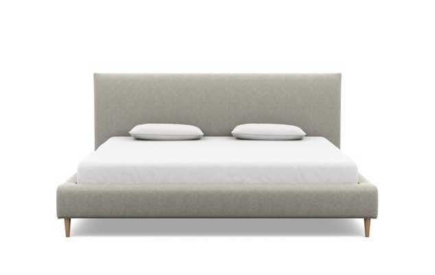 HARPER King Bed with low headboard - Interior Define