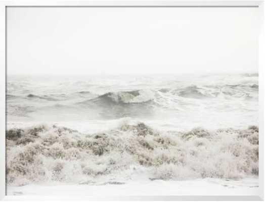 "Breaking Waves, 50"" x 38"" - art.com"