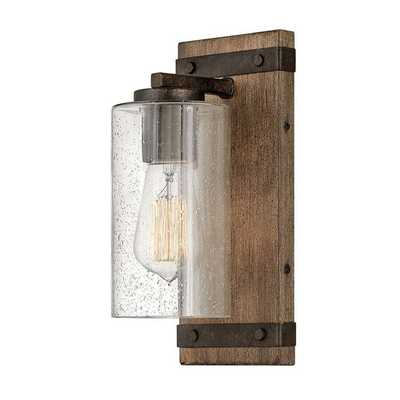 TIMBER BATH SCONCE - Shades of Light