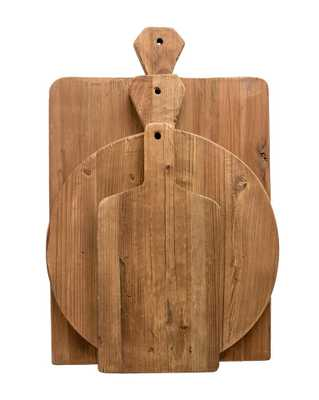 CUTTING BOARDS (SET OF 3) - McGee & Co.