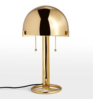 Altadena Metal Shade Table Lamp - Rejuvenation