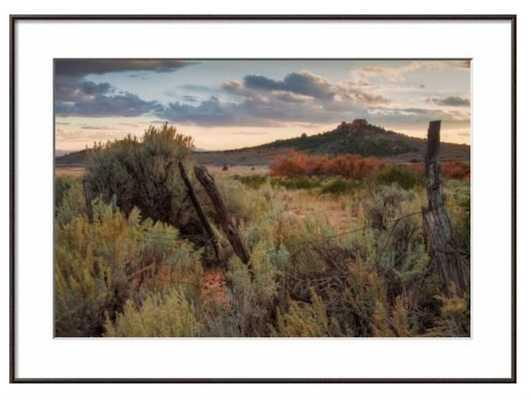 Southern Utah Roadside - 36x24 print - art.com