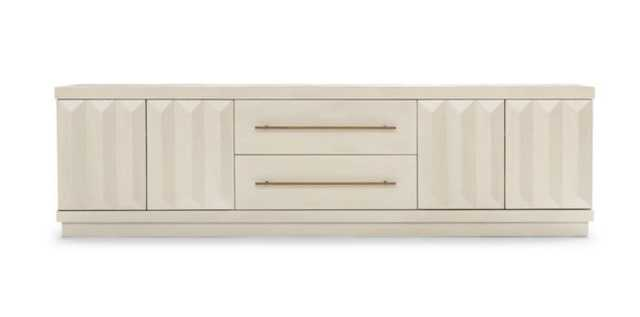 MONTEREY LOW MEDIA CONSOLE - Mitchell Gold + Bob Williams