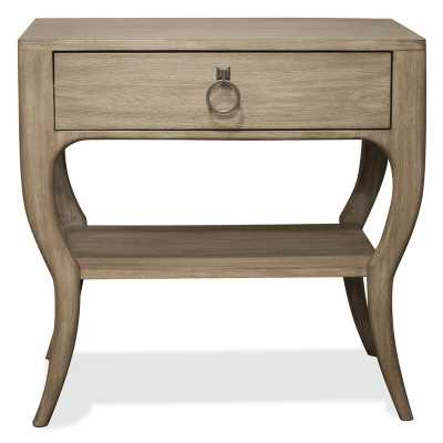 Dilbeck 1 Drawer Nightstand - Wayfair