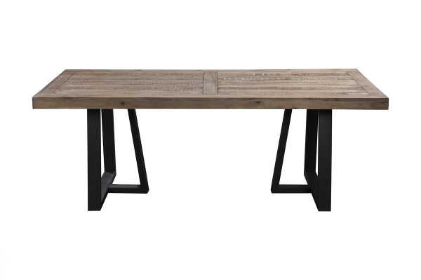 T.J. Solid Wood Dining Table - AllModern
