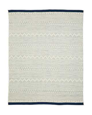 Promenade Rug - Blue - 9' x 12' - Serena and Lily