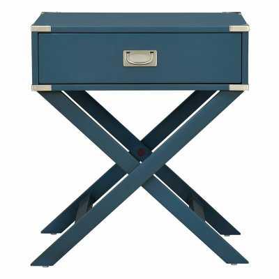 Marotta 1 Drawer End Table - Wayfair