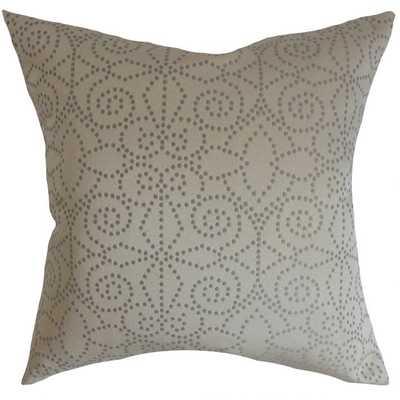 Arum Geometric Pillow Mist - 22 x 22 - Linen & Seam