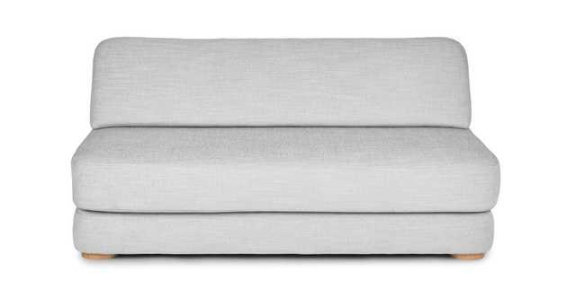 Simplis Froth Gray Sofa - Article