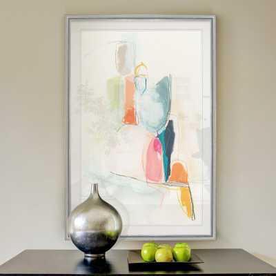 'Factotum I' - Painting Print on Canvas - Wayfair